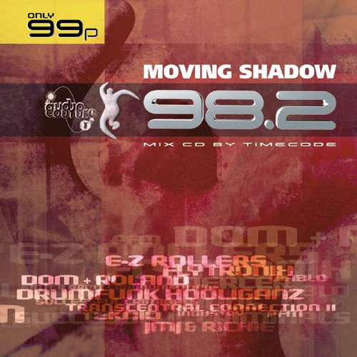 Moving Shadow 98.2 mixed by Timecode (1998)