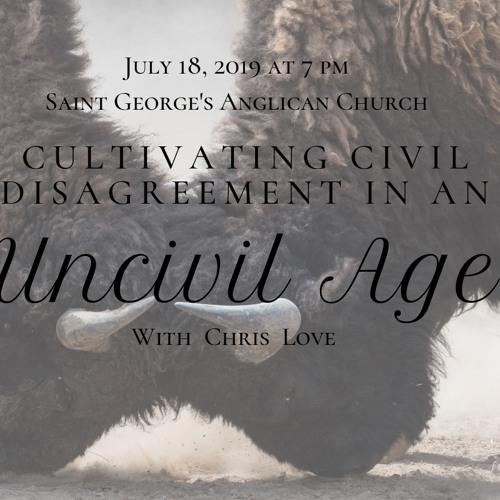 Chris Love - July 18,2019