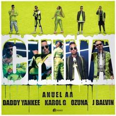 105. China - Anuel Aa, Daddy Yankee, J Balvin, Ozuna, Karol G (Ella Me Levanto)