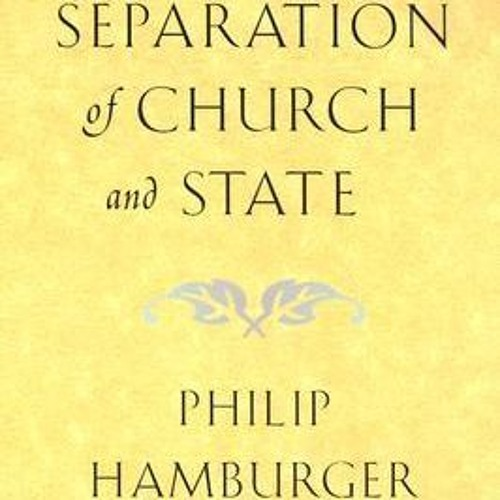 Separation Of Chruch And State