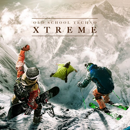"""""""XTREME"""" (Cinematic Old School Techno Production Music)"""