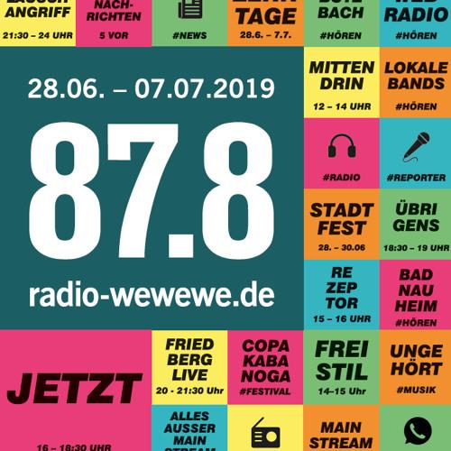 Impressed [Live bei Radio Welle West Wetterau am 04.07.2019]