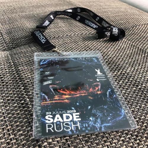 Sade Rush live @ Techno Tunes pres. David Moleon, Supersonic, Budapest, Hungary, 20.07.2019