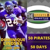 50 Pirates in 50 Days: Dominique Lindsay (2005-2009)