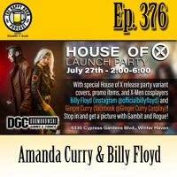 Episode 376 - Amanda Curry & Billy Floyd