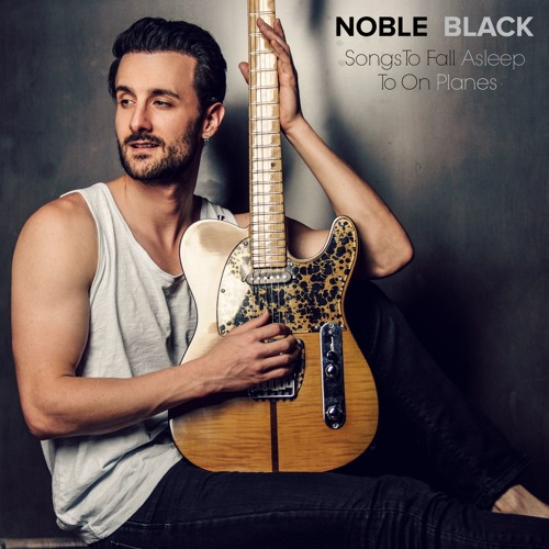 While I'm Away - NOBLE BLACK (Songs to fall asleep to on planes)