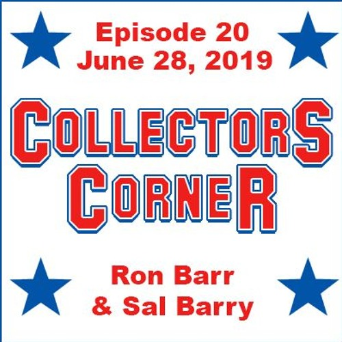 Collectors Corner #20 - 6/28/2019 - WNBA Cards, Hockey Hall of Fame, and More