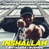 CAPITAL BRA x BUSHIDO - INSHALLAH (OFFICIAL AUDIO + LYRICS)