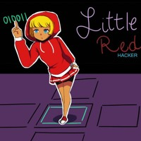 Cover mp3 Little Red Hacker - Hack