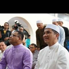 Amirudin Shari speech at thanksgiving prayer for Azmin Ali