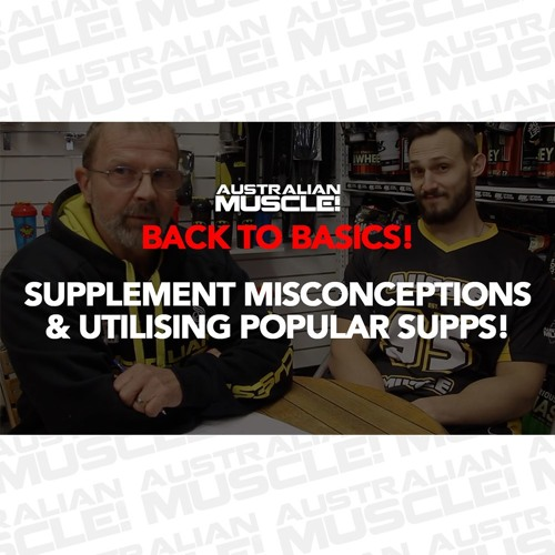 Dispelling Supplement Misconceptions And How To Utilise Popular Supps!