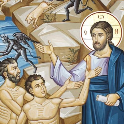 Predică la Duminica a 5-a după Rusalii (Vindecarea celor doi demonizați din ținutul Gadarei)