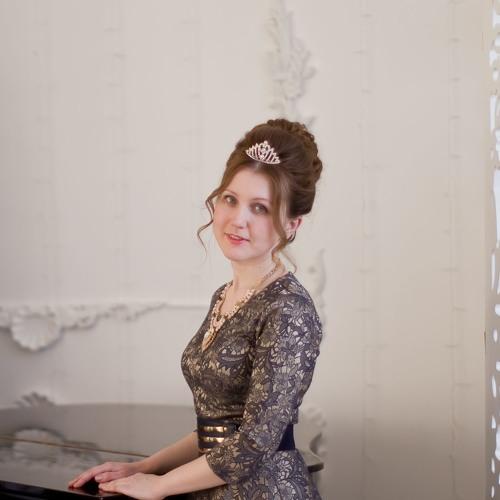 Aida's aria Anastasiia Vetkina