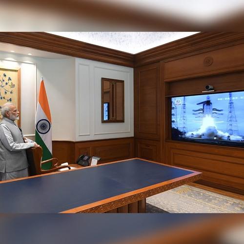 PM Modi Congratulates ISRO For Successful Launch Of Chandrayaan 2