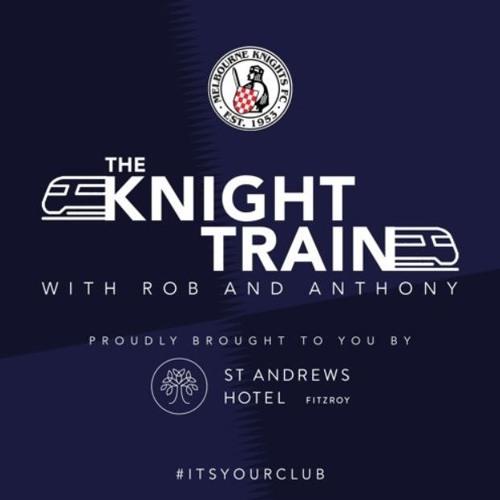 Hamish Watson On The Knight Train | 22 July 2019 | FNR Football Nation Radio