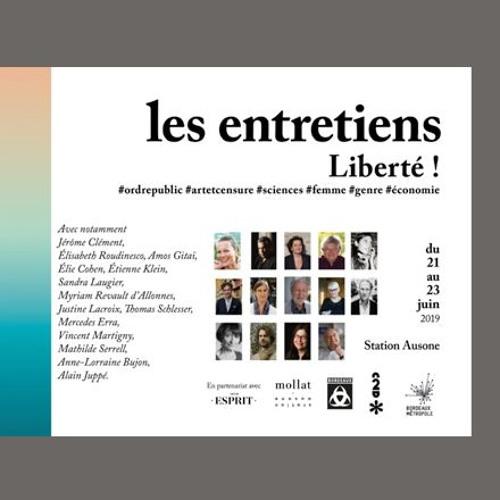 Les Entretiens Liberté ! - Conclusion générale des Entretiens par Alain Juppé