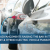 New-age Advancements Raising the Bar in the Indian EV & Hybrid Electric Vehicle Market