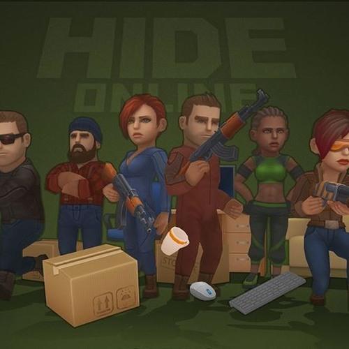 Hide Online : Main Theme