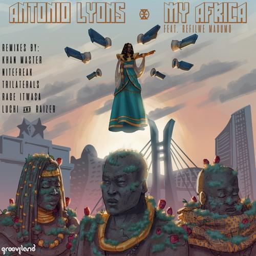 Antonio Lyons feat. Refilwe Madumo - My Africa