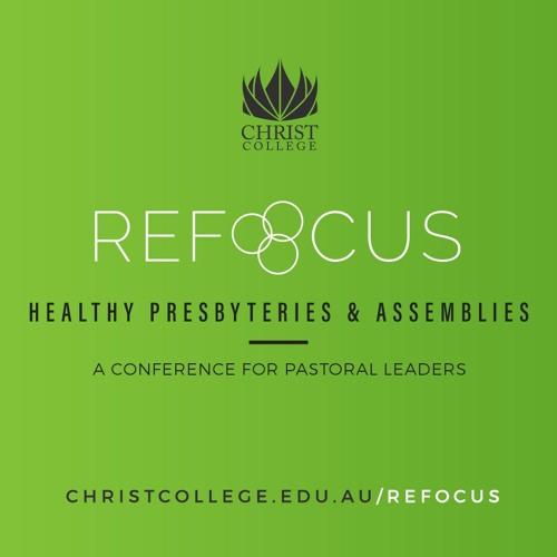 Refocus 2019 Keynote Presentation: Alistair Bain