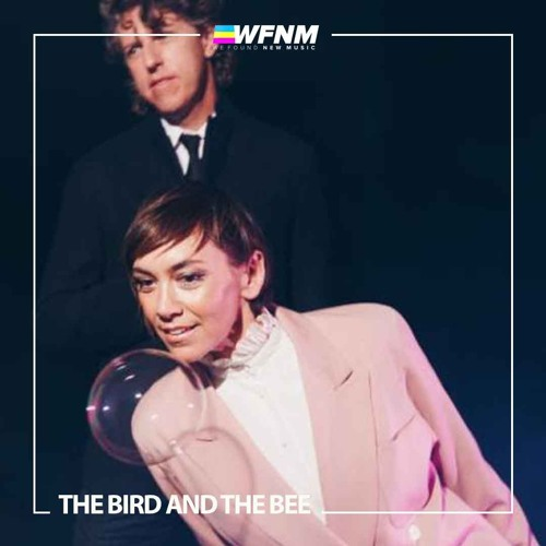 the bird and the bee - 'I'm A Broken Heart' / 'How Deep Is Your Love' (Live)