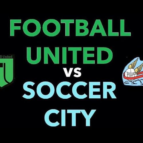 Football United vs Soccer City with Dr Ian Syson | July 22 2019 | FNR Football Nation Radio