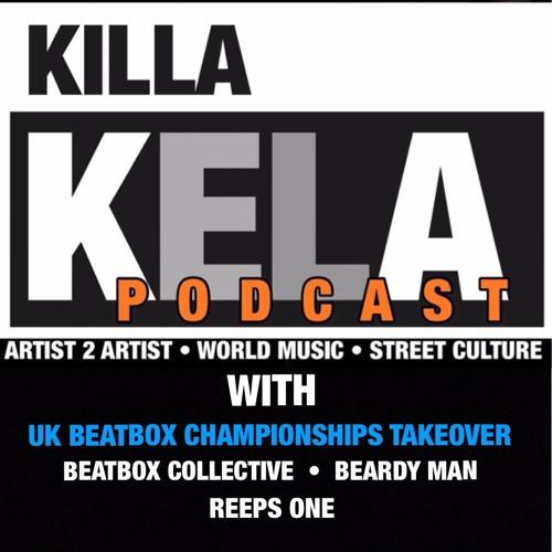 UK Beatbox Champs takeover - Beardyman, Beatbox Collective & Reeps