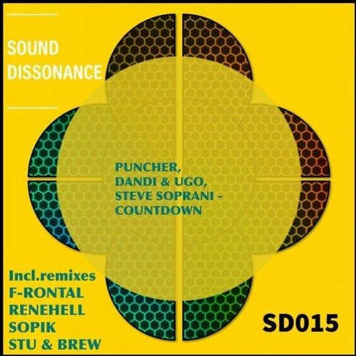 Puncher,Dandi & Ugo,Steve Soprani - Countdown(Original Mix)