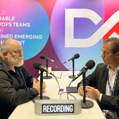 Durable DevOps Podcast Episode 4 with Mark Casey from Apcela