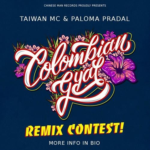 REMIX CONTEST : Taiwan MC - Colombian Gyal feat. Paloma Pradal