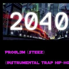 "PurpleMan - PRO8L3M STEEZ ""SYNTH WAY"" (INSTRUMENTAL TRAP HIP-HOP TYPE BEAT)"