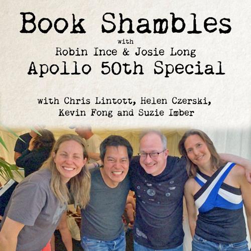 Book Shambles - Apollo 50th Anniversary Special