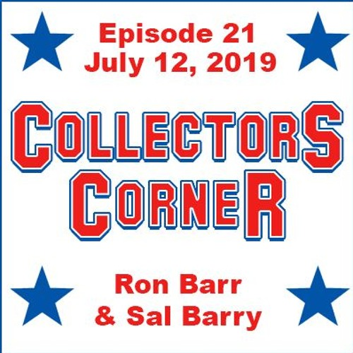 Collectors Corner #21 - 7/12/2019 - The Crossover of Pop Culture and Sports Cards