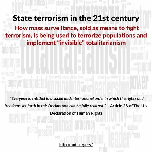 State terrorism in the 21st century