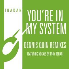 Kerri Chandler & Jerome Sydenham  - You're In My System (Dennis Quin Remix) BBC Radio 1 Premiere