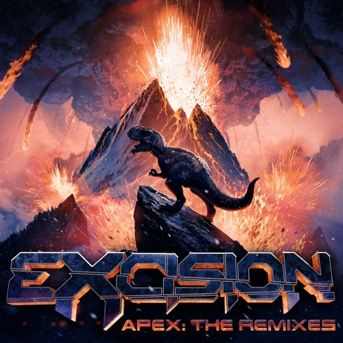 Excision - Apex The Remixes LP 2019