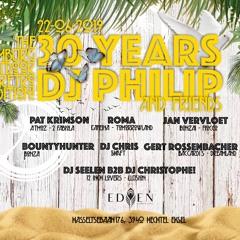 30 Years DJ Philip & Friends 20190622