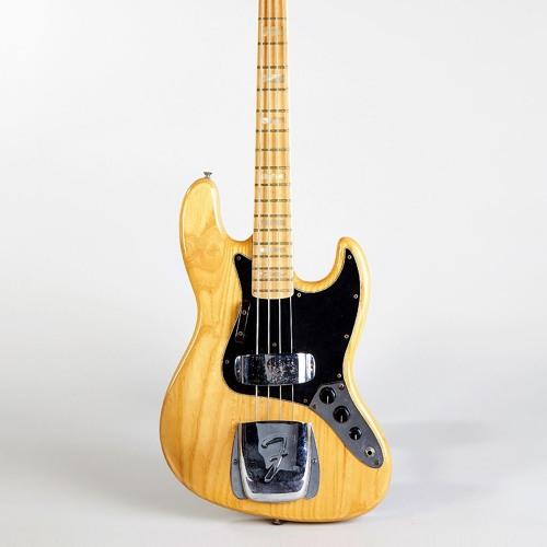 1976 Fender Jazz Bass - Summertime Rolls