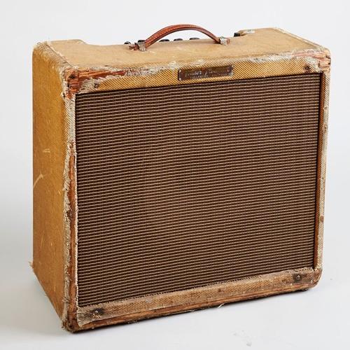 1958 Fender Tremolux Amplifier - Thank You Boys