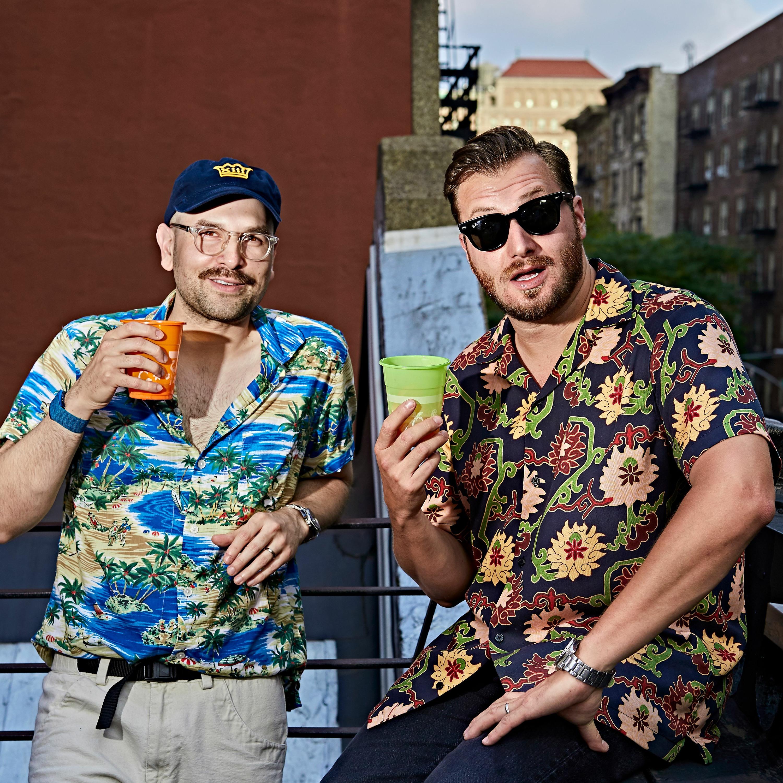 Menswear Mosh Pit w/ Lawrence Schlossman & Jeremy Kirkland (Blamo! Podcast, Failing Upwards Podcast)