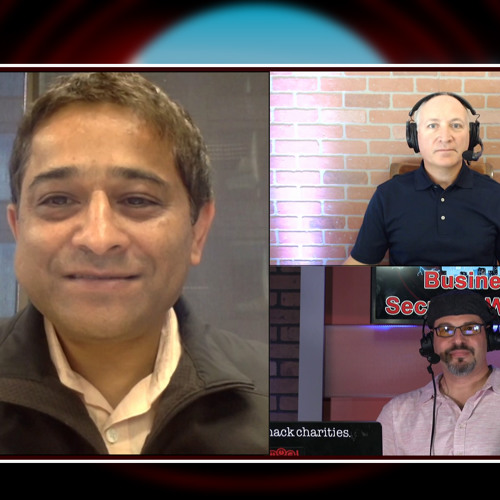Dropping Conspiracy Theories - Business Security Weekly #137