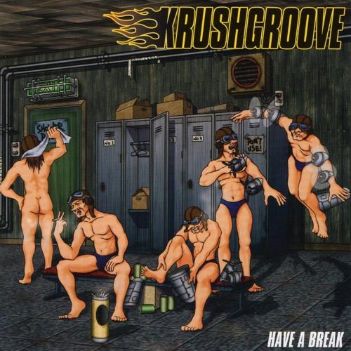 KRUSH GROOVE - Rattle Snake Shake