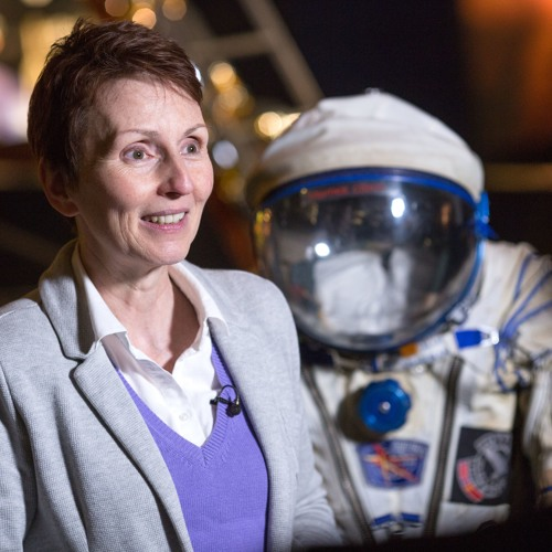 Future of space travel with Britain's first astronaut