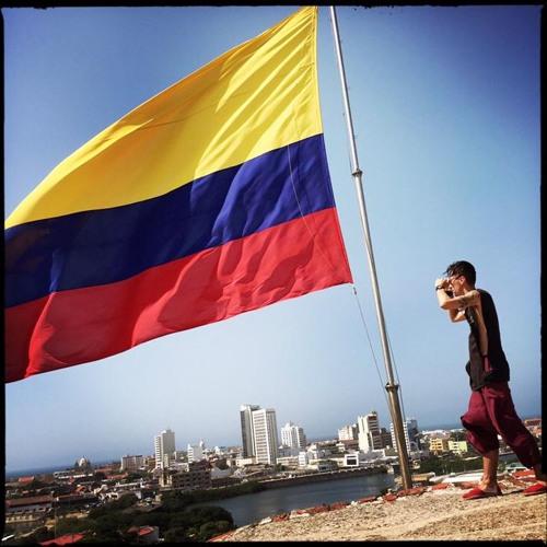 GOURANGA MIXTAPE: Honey Montana - Welcome to Colombia