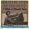I Wish it Would Rain - David Ruffin (Johnny Kashed Remix)