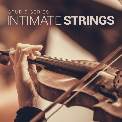 """8Dio Intimate Studio Strings """"1 Bow P - Mp - P Poly - Time II"""" (exposed) By Troels Folmann"""