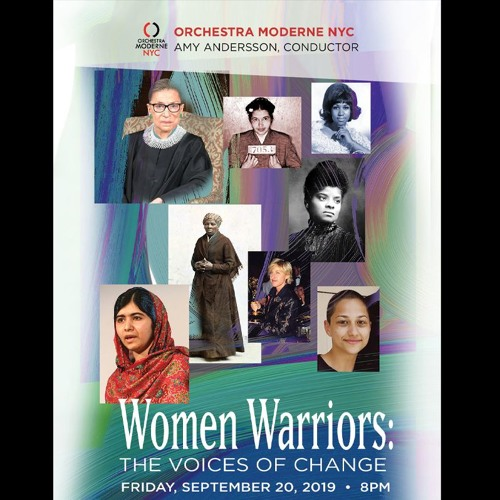 Women Warriors: The Voices Of Change (Podcast Series)