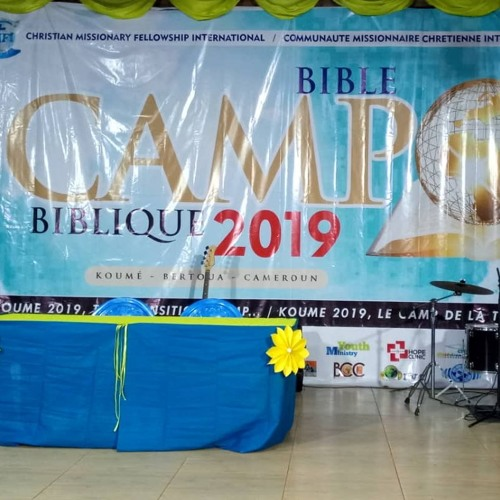 IYBC2019 - Day 2: God's Word To The Children In Douala Chuch (T. Andoseh)
