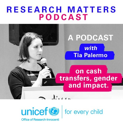 Tia Palermo on Cash Transfers, Gender and Impact of Research