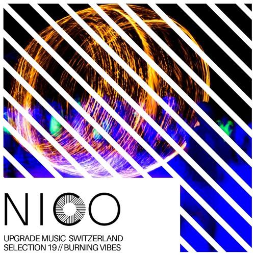 UPGRADE MUSIC SELECTION 19:  NICOO / BURNING VIBES